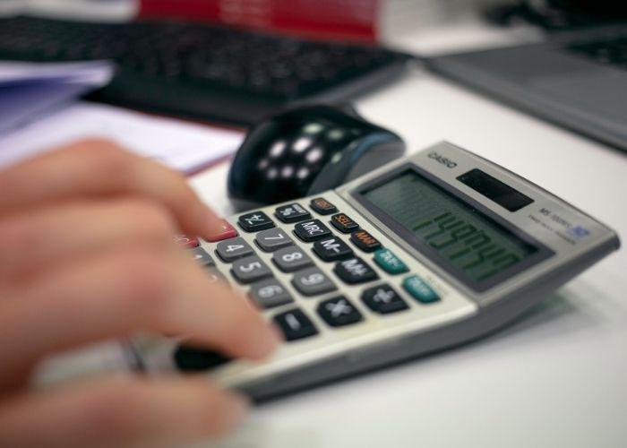 Presupuesto financier